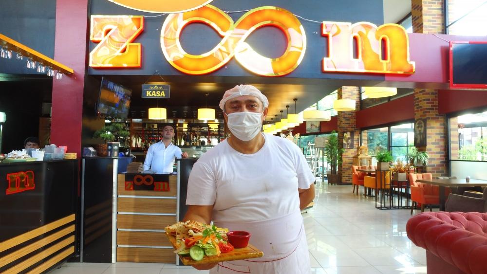 ZOOM Cafe Bistro Pasta galerisi resim 3