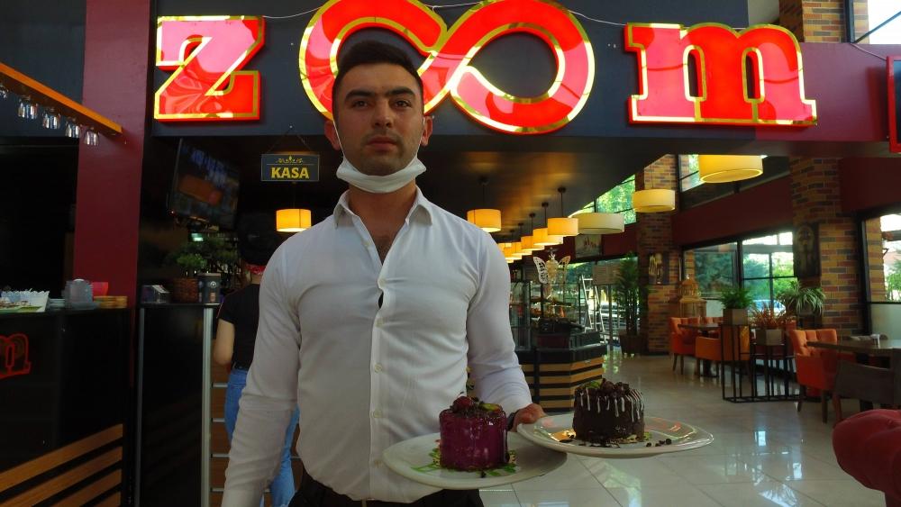 ZOOM Cafe Bistro Pasta galerisi resim 7