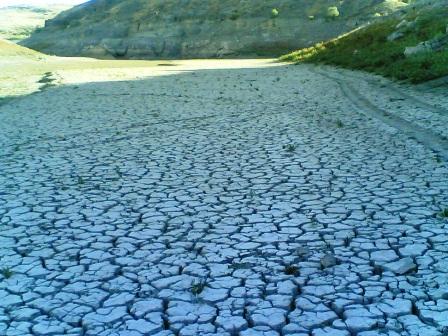 Çubuk2 Barajıda kurudu