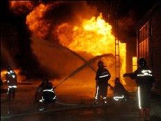 Çubukta 2006 yılında 122 yangın