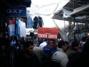 Maltepe Pazarı Yeni Mekanında