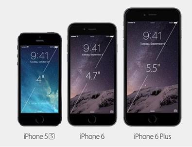 İşte yeni Apple iPhone 6