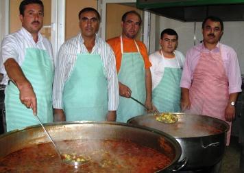 4000 Fakire İftar Yemeği