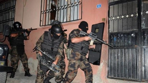 Oto hırsızlarına operasyon
