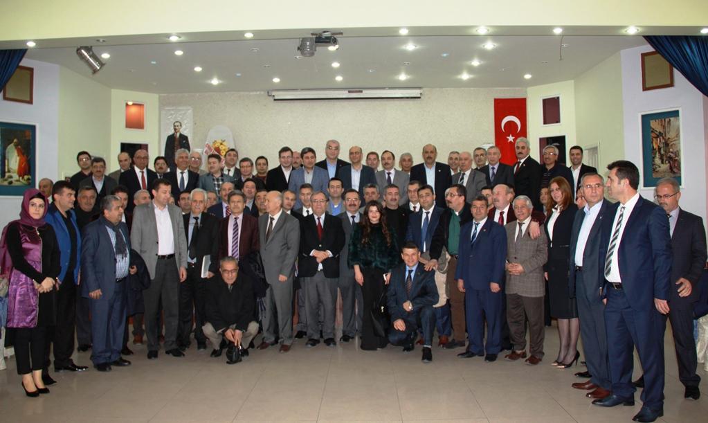 Onur Meclisi Başkanı Mehmet Saat Oldu