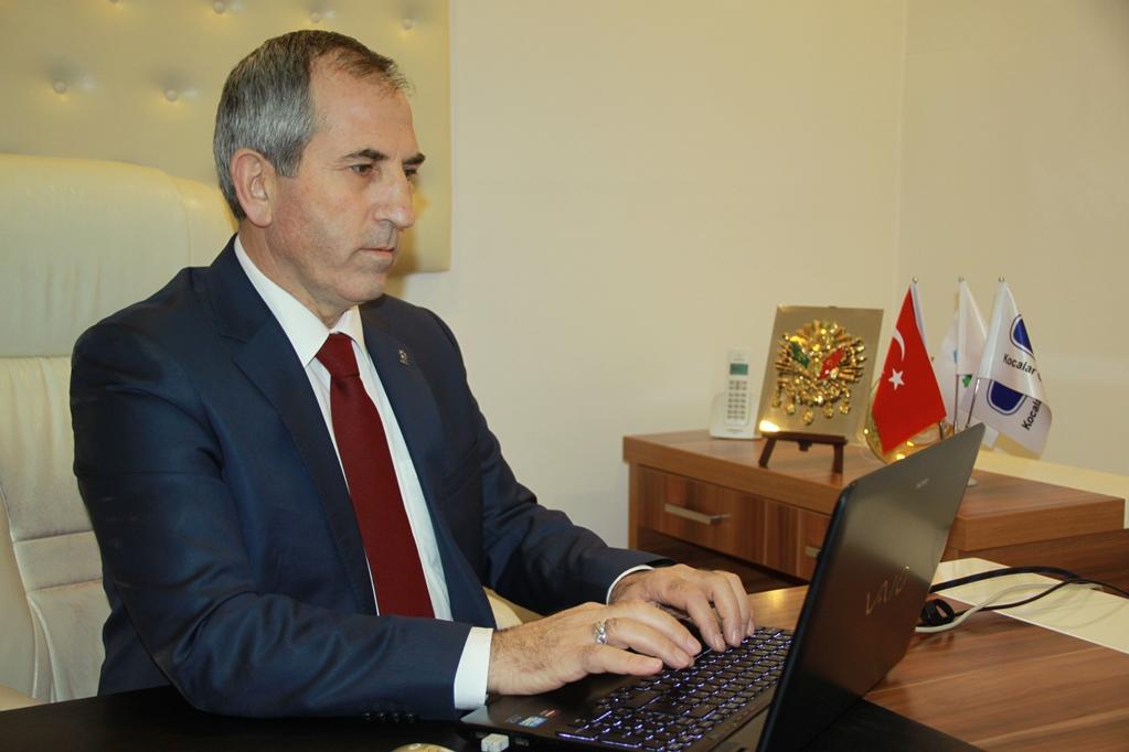 """AK Partili Koca; """"Milletimize hizmet yolunda çalışmalarımıza devam edeceğiz"""""""