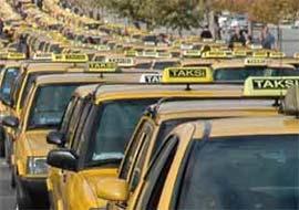 Taksiler Araç Takip Sistemine kavuşuyor