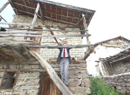 "Çubuk'ta ""Yaşayan köy projesi"""