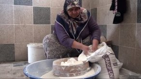 'Döşeme Ekmeği' Ramazan Sofralarının da Vazgeçilmezi
