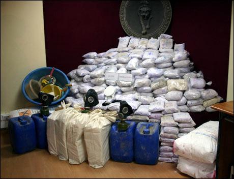 Uyuşturucu Satıcılarına Suçüstü