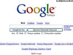Google aldı başını gitti