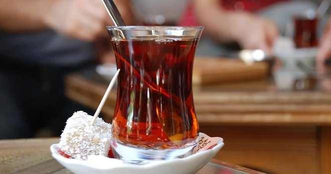 Soğuk havada aşırı sıcak çay tüketilmemeli'