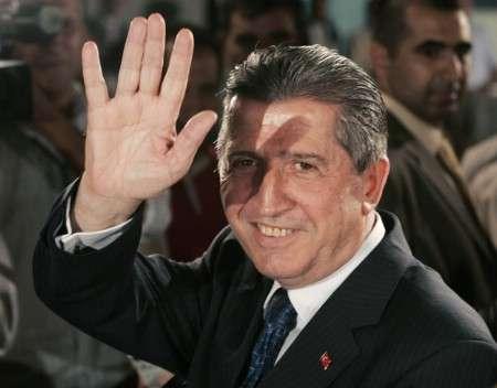 Meclis Başkanına Turşular Teslim Edildi