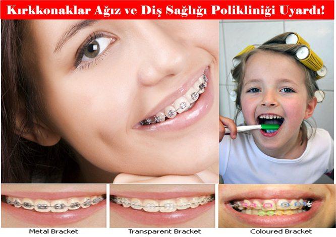 Kırkkonaklar Diş Polikliniği Uyardı: Çocuğunuzun diş tedavisinde geç kalmayın