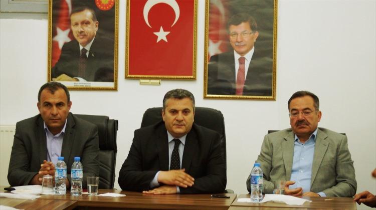 AK Parti Çubuk İlçe Başkanı Demirbaş'tan metro açıklaması