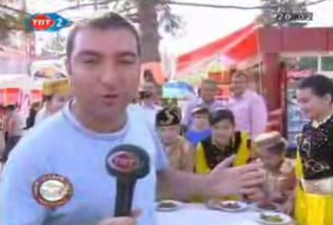 TRTde Çubuk Turşu Festivali