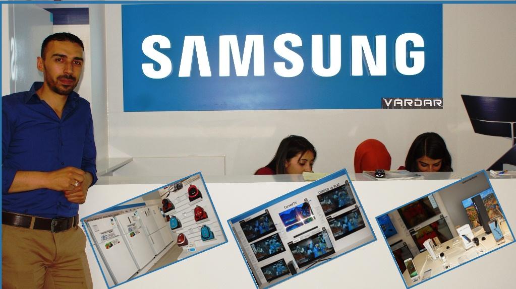 Samsung Electronics Fabrika Satış Mağazası Açıldı