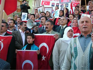 Şehitlere Başsağlığı,PKKya Kınama
