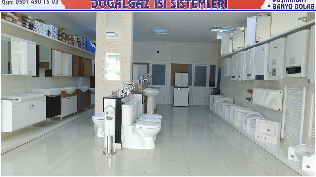 Her Eve Uygun Banyo Dolapları, Duşakabinler