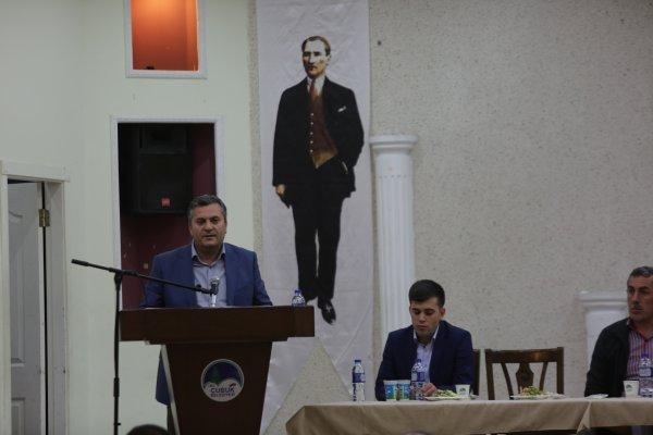 İlçe Başkanı Demirbaş'tan Çubuk halkına teşekkür