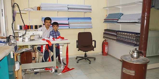 Çocuğunun Tedavisi İçin Geldiği Türkiye'de İşini Kurdu
