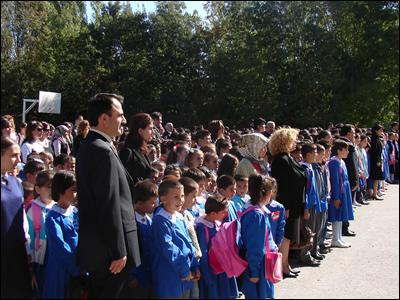 Atatürkü Anma Töreni Yapıldı