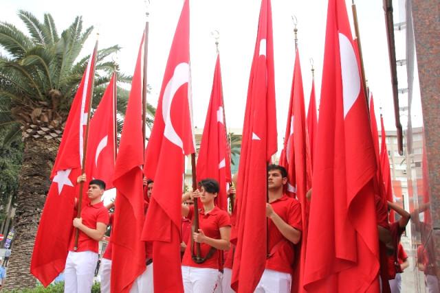 Bir grup vatandaş 49 kilometrelik Ata'ya Saygı yürüyüşü yapacak.