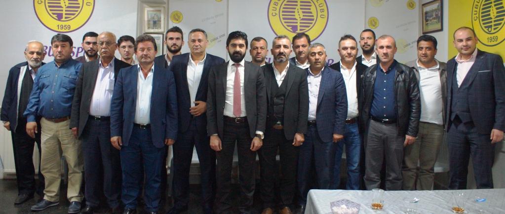 Çubukspor'u Şaha Kaldıracak Yeni Yönetim Kurulu Belirlendi