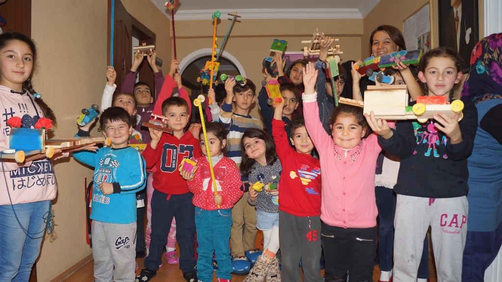 Çubuk'ta Yaz Okulu Açıldı