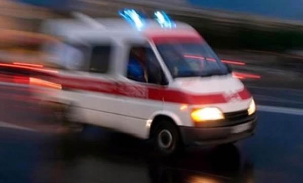 Çubuk'ta Trafik Kazası; 1 Yaralı