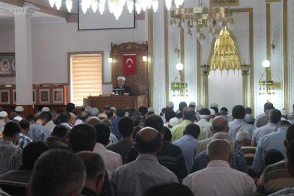 Çubuk'ta 15 Temmuz Şehitleri için 100 bin hatim duası yapıldı