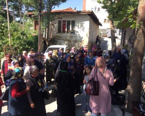 Çubuk Belediyesinden Kadınlar İçin Ankara Gezisi