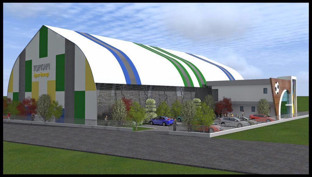 Topkapı Futbol Sarayı Rezervasyon Almaya Başladı