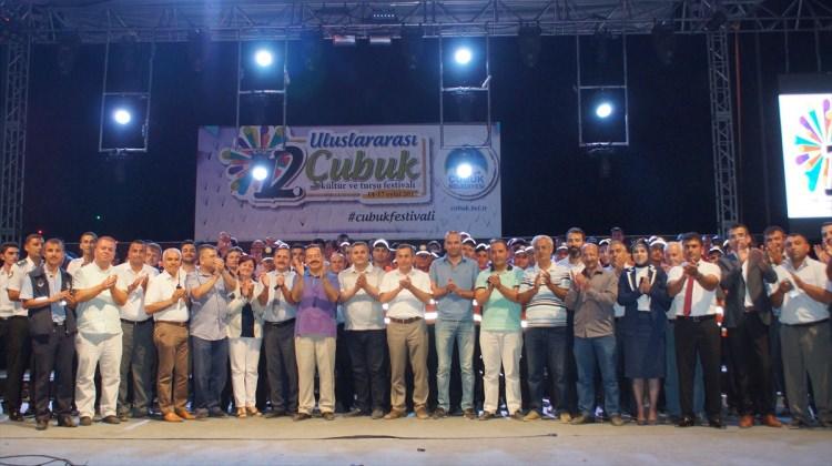 12. Uluslararası Çubuk Turşu Ve Kültür Festivali Sona Erdi