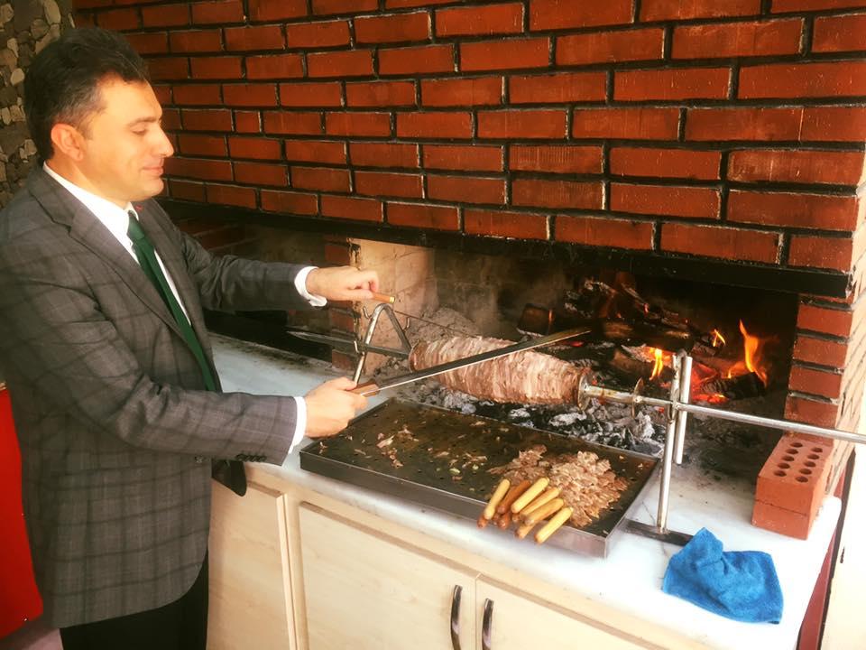 Erzurum Cağ Kebabı törenle açıldı