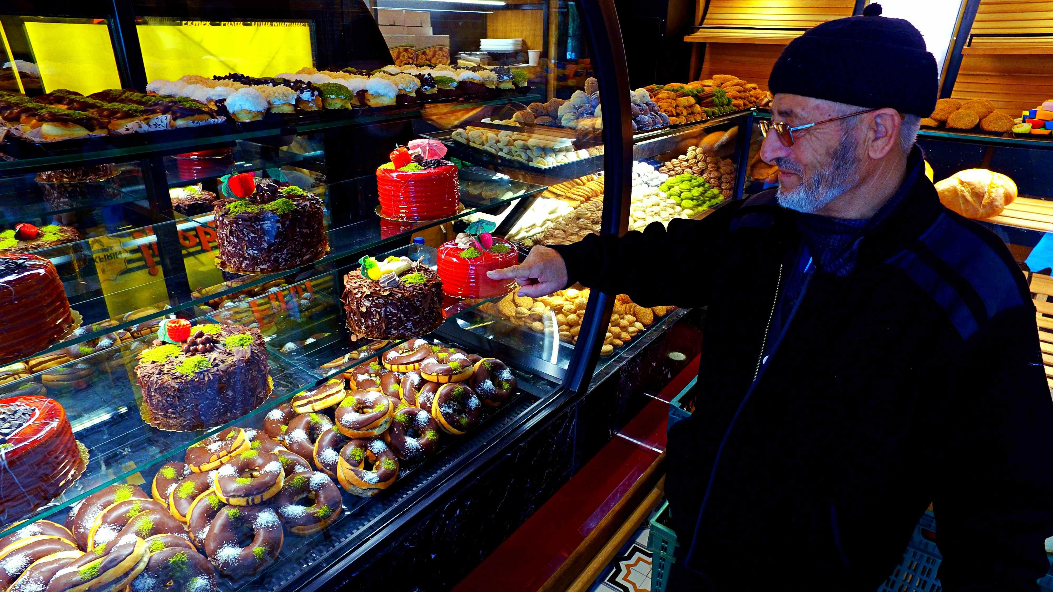 İpek Fırın, Ekmekte Olduğu Gibi Pastalarda da Ustalığını Kanıtladı