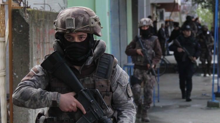 Başkentte DEAŞ Operasyonu 111 Gözaltı