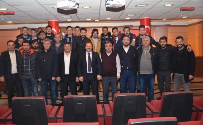 Çubukspor'da Yeni Başkan İncesu Oldu