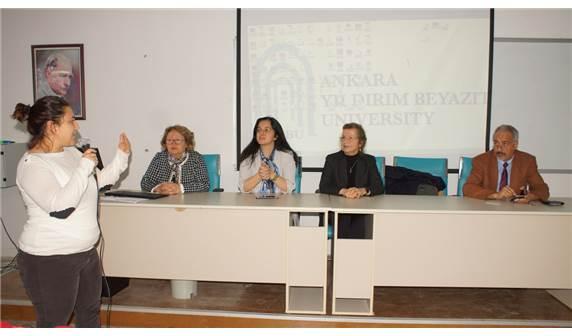 Çubuk'ta Kadın Hastalıkları Konferansı Düzenlendi