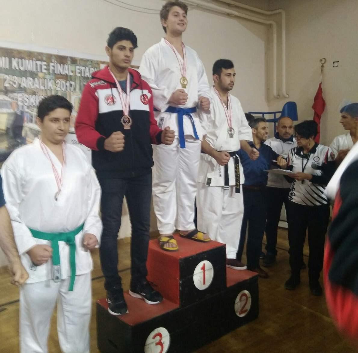 İllerarası Wushu Kyokushin Karate Final Müsabakası