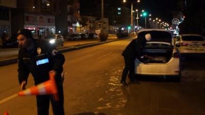 Çubuk'ta Bir Kadın Eski Eşi Tarafından Bıçaklandı