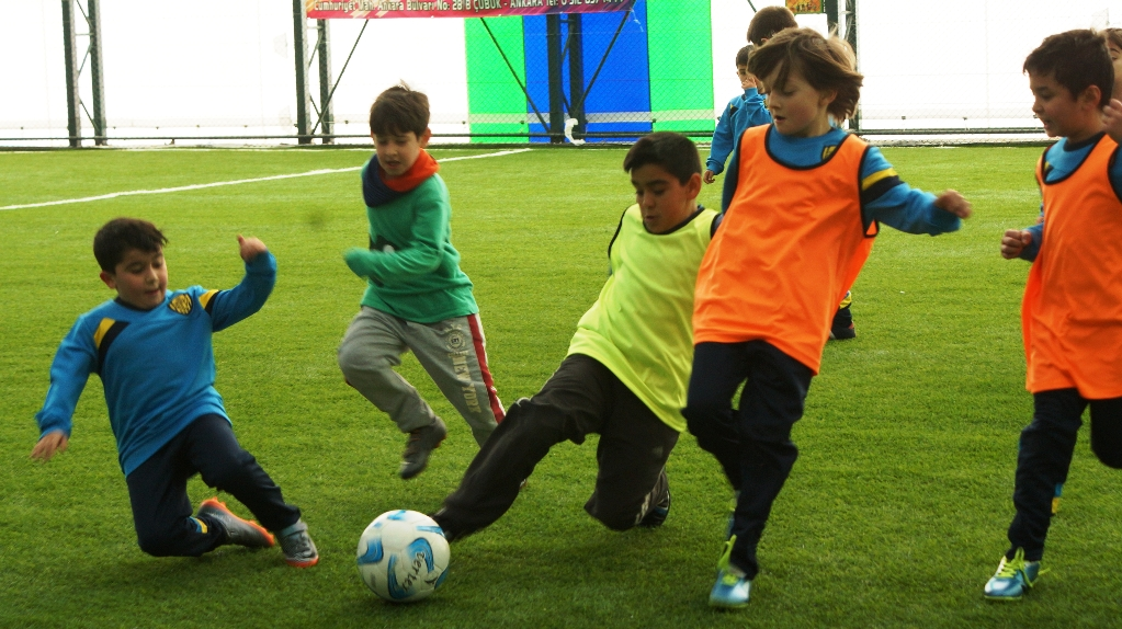 Ankaragücü Futbol Akademisine Kayıtlar Başladı
