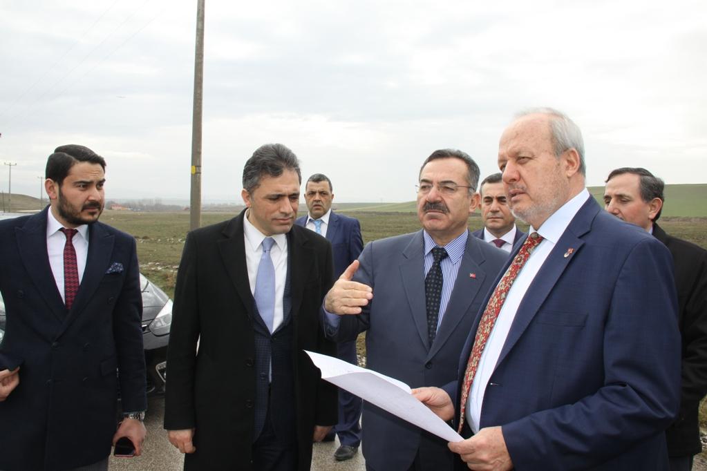 ASO Başkanı Özdebir'den Çubuk'a Ziyaret