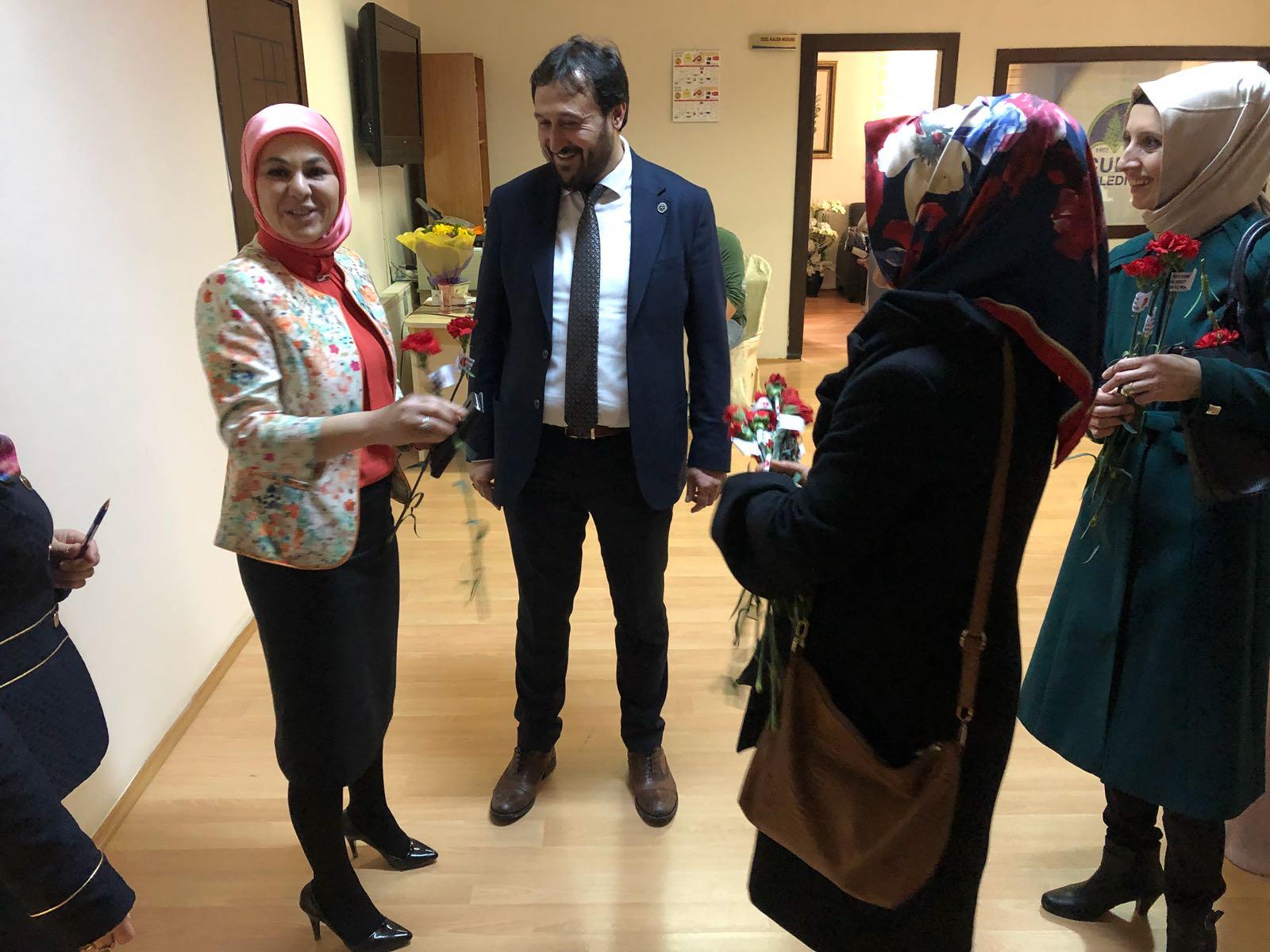 MHP'den 8 Mart Dünya Kadınlar Günü