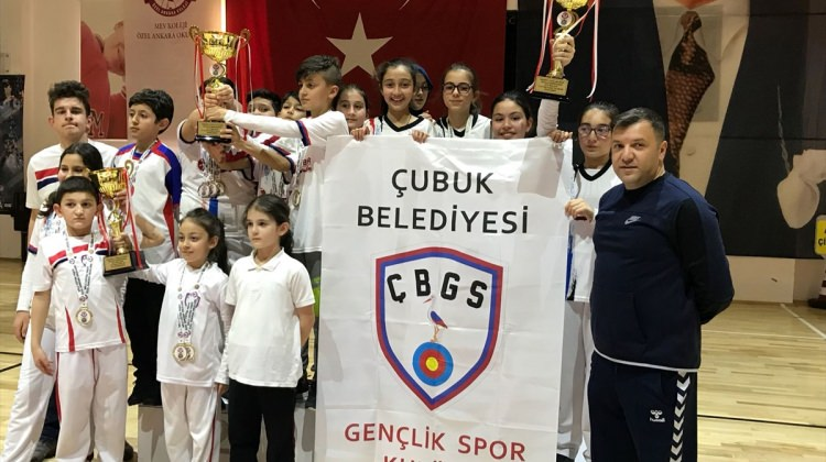 Ankara 4. Salon Okçuluk Şampiyonası