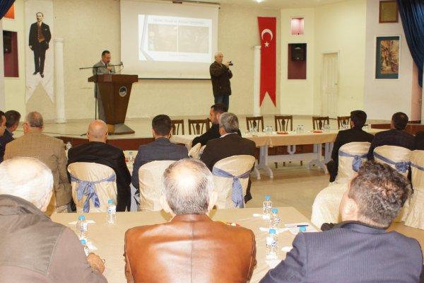 Başkan Acehan, STK temsilcileriyle buluştu