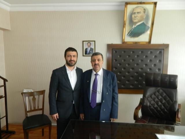 ÇUBUK TİCARET BORSASI'NIN 9. KONGRESİ YAPILDI...