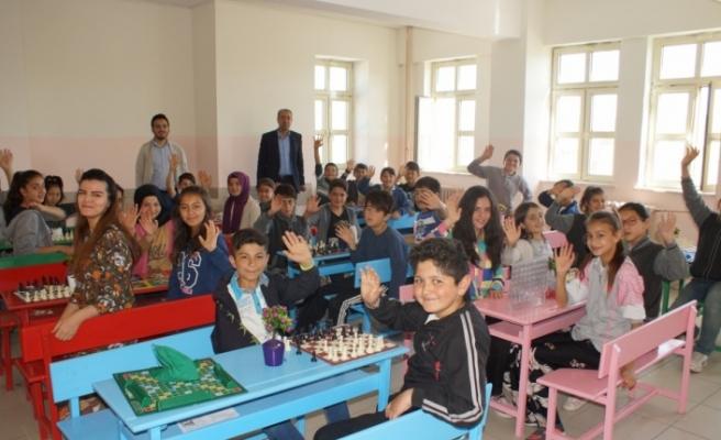 Okulda Zeka Oyunları Sınıfı Oluşturuldu