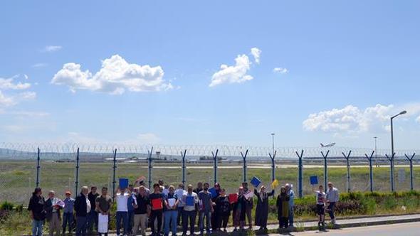 'Esenboğa Havalimanı bizim' davası
