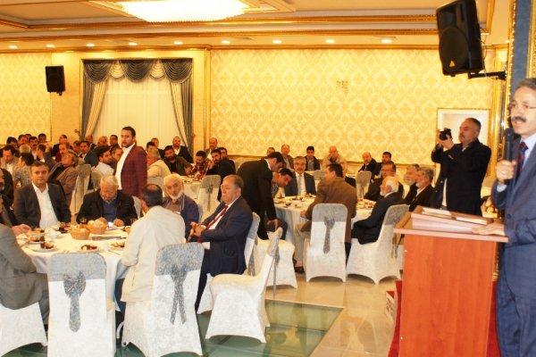 Ankaralı Sadık Yamaç'ı Vekil Olarak İstiyor Toplantısı